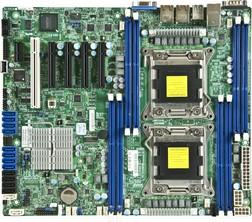 Серверная материнская плата Supermicro Socket2011 X9DRL-3F